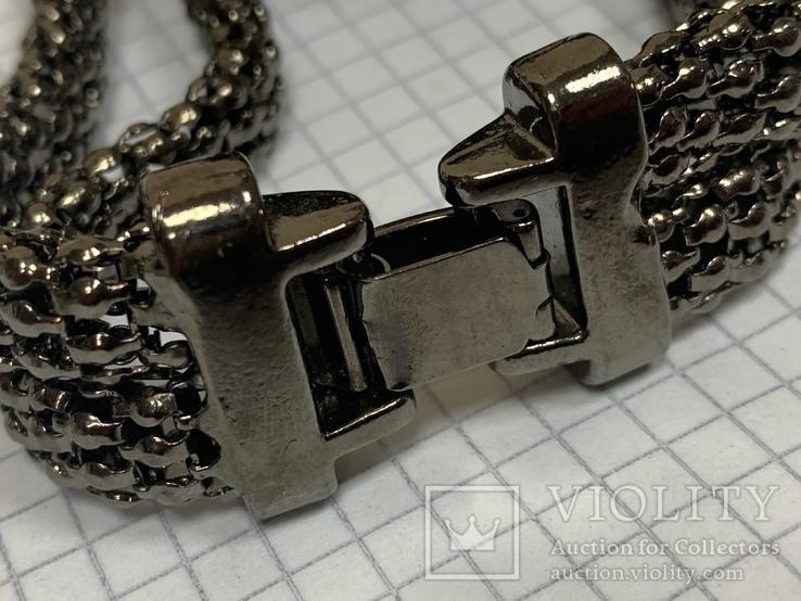 Браслет металический 67 грамм, фото №4