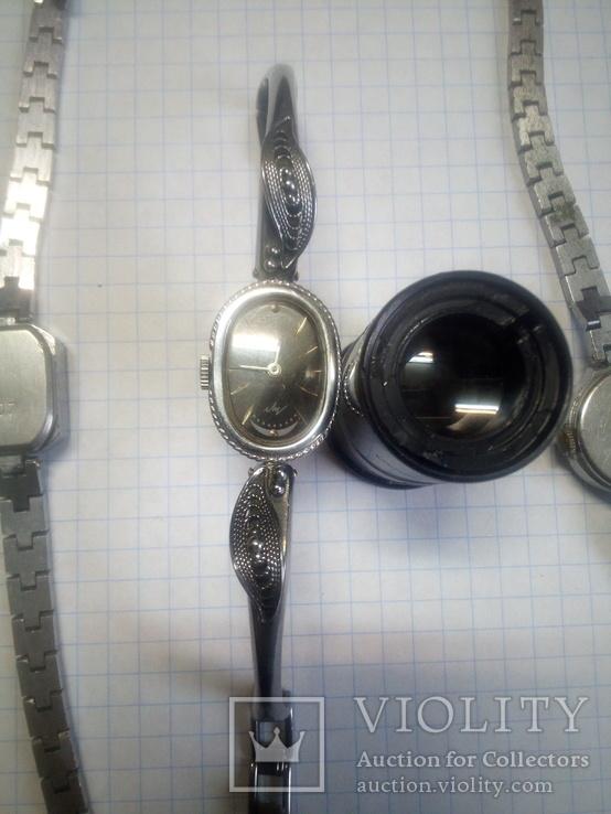 Часы наручные с браслетами., фото №3