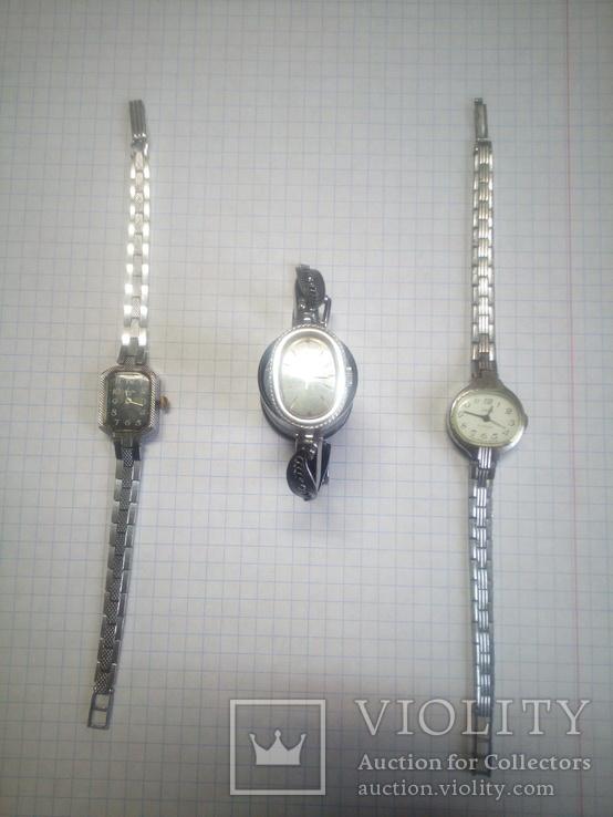 Часы наручные с браслетами., фото №9
