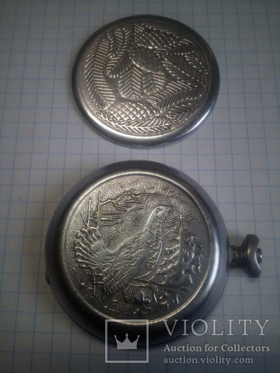 Часы карманные Молния. На запчасти или восстановление., фото №6