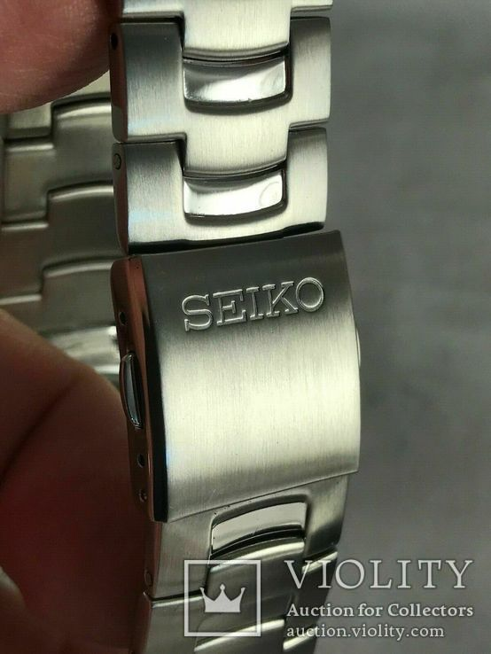 Хронограф Seiko Sport Chronograph Diver SNA625P1 Alarm 7T62-0FT0, фото №8