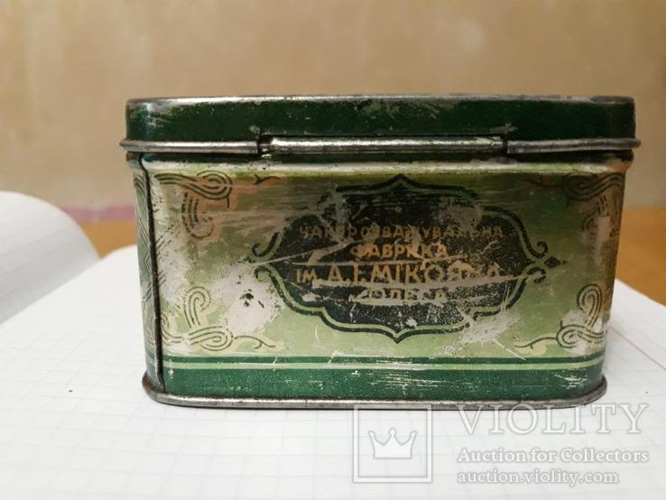 Банка жестянная от грузинского чая, фото №8