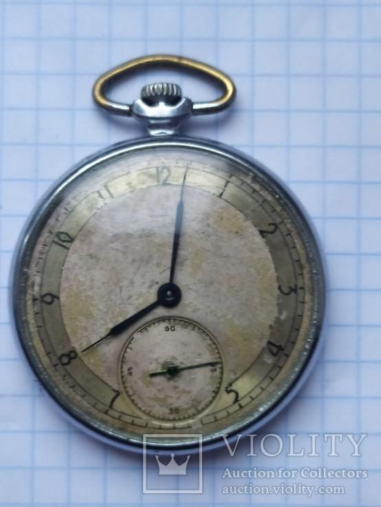 Часы Молния тонкая 55год