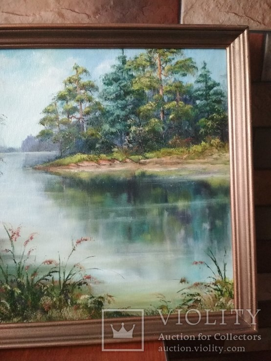 Берега и реки 35×50. Бельчев А. А. №5, фото №5