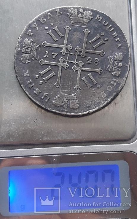 Рубль 1728, фото №8