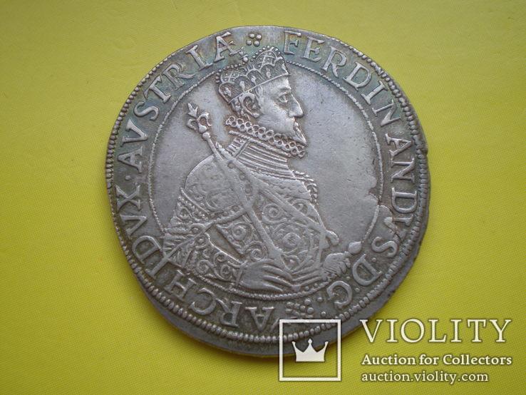 Талер 1609 г. Австрия
