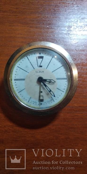 Часы настольные, будильники 3шт., фото №7