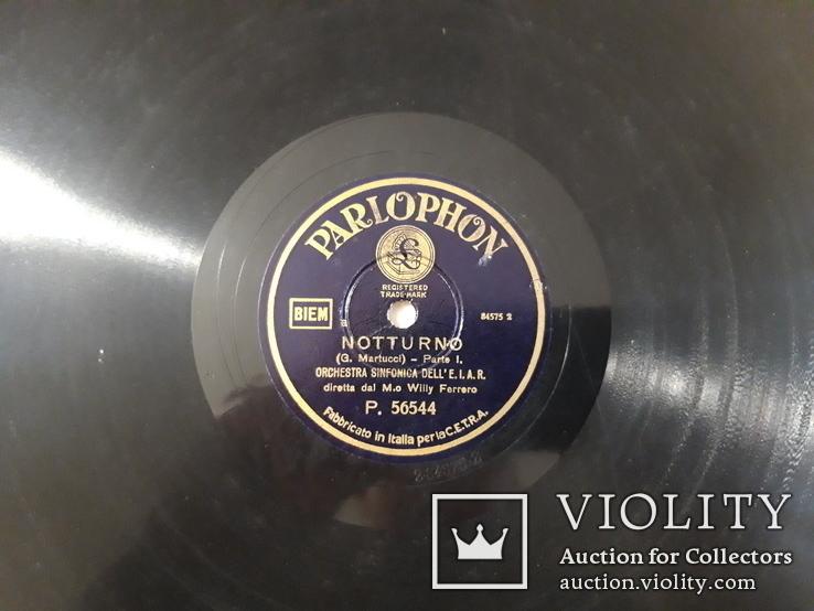 Parlophon Парлофон 1920s 1930s в конверте, фото №6
