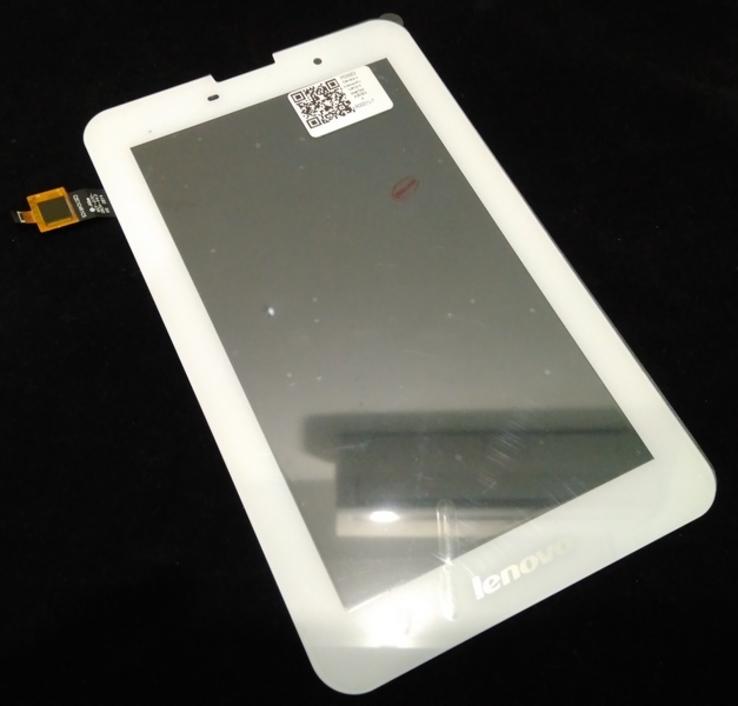 Тачскрин сенсор Lenovo A3000, A3000h, A5000 IdeaTab белый