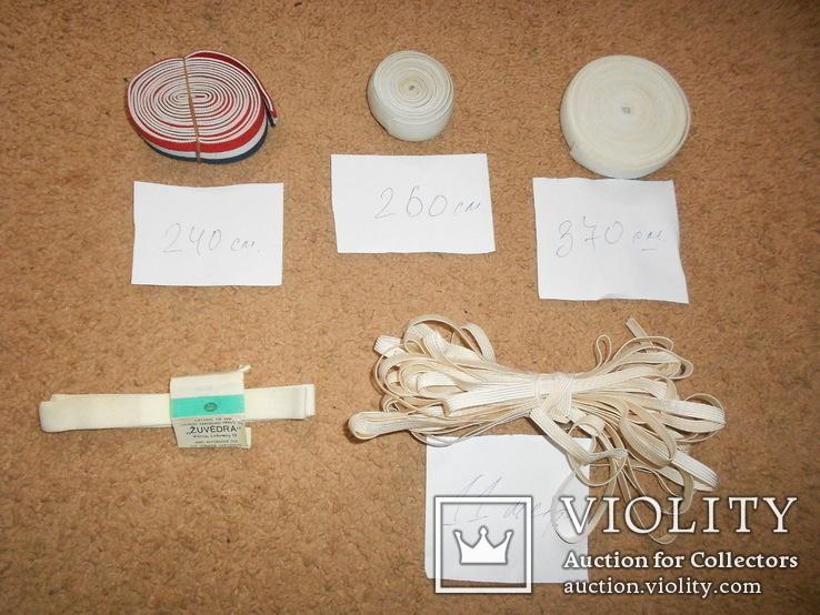 Разные резинки для одежды, фото №2