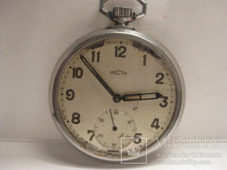 Часы RECTA