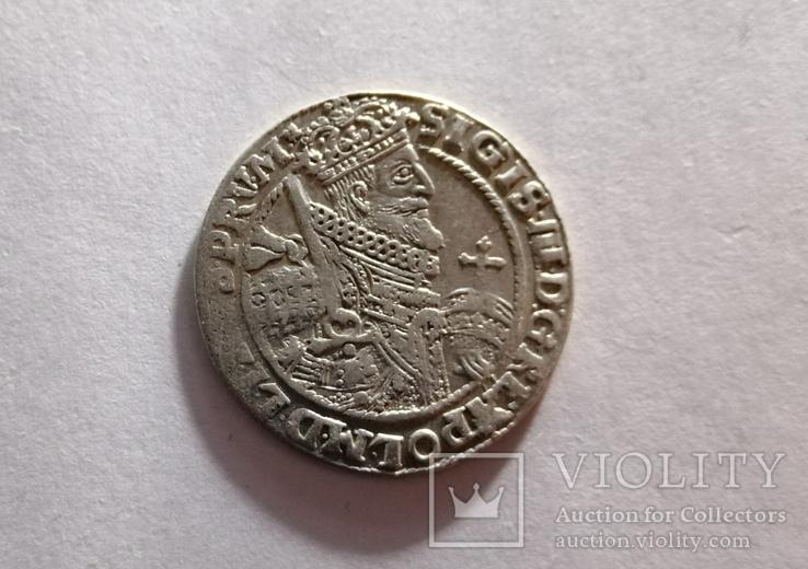 Орт коронный 1622г. Сигизмунд III