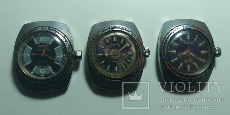 Часы Восток Амфибия антимагнитные, фото №3