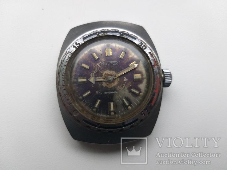 Часы Восток Амфибия антимагнитные, фото №5