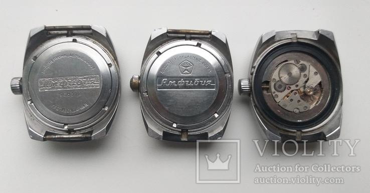 Часы Восток Амфибия антимагнитные, фото №7