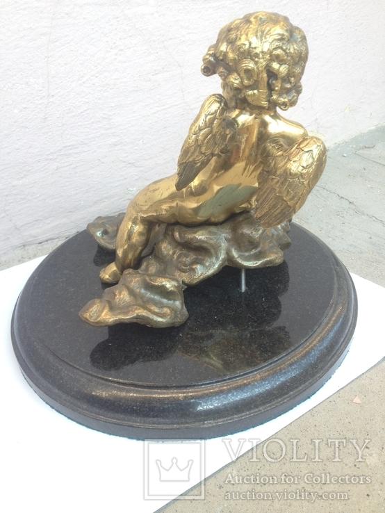 Бронзовый ангел(послевоенный?), фото №4