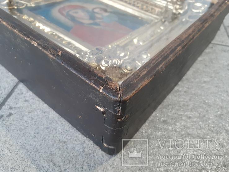 Икона Богородица Казанская, фото №8