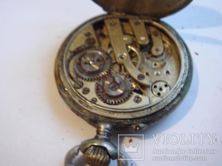 Часы карманные женские., фото №7