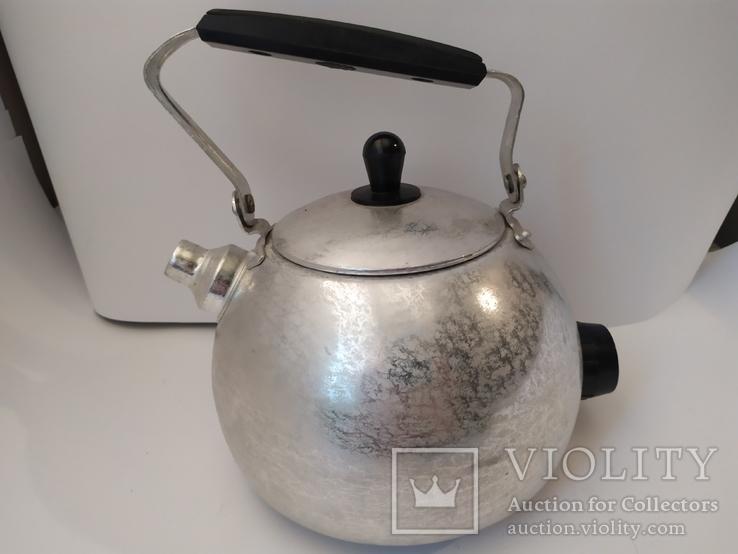Электрический Чайник СССР Новый, фото №2