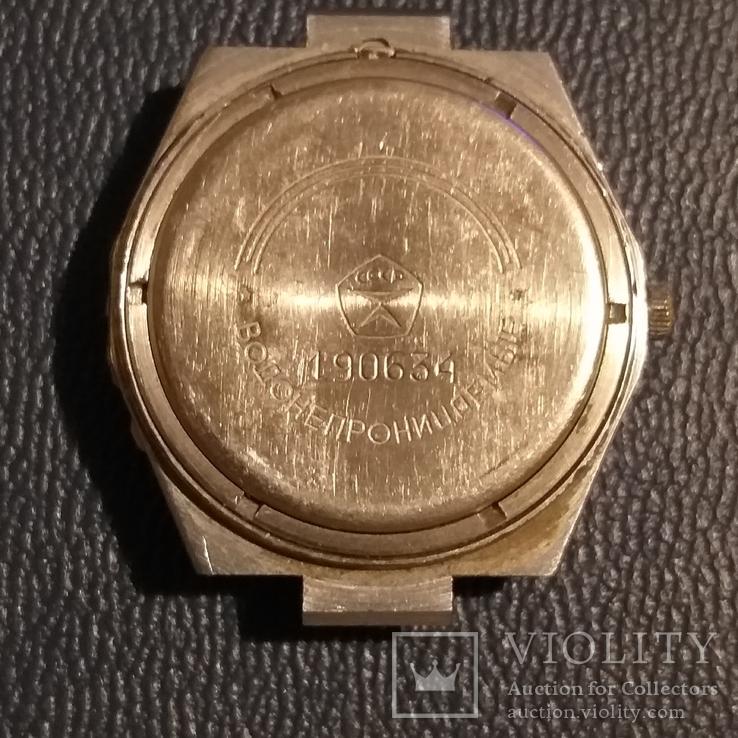 Часы Слава кварц водонепрницаемые + бонус., фото №5