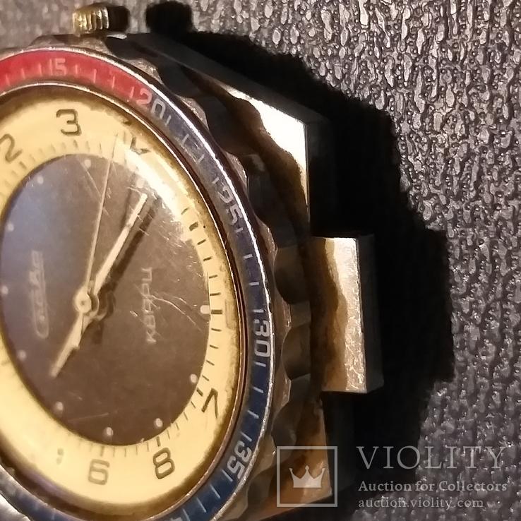 Часы Слава кварц водонепрницаемые + бонус., фото №10