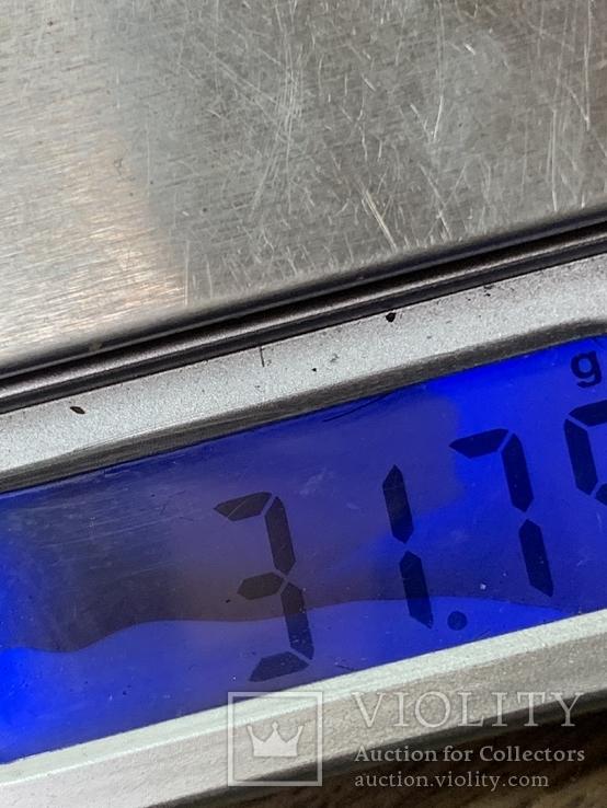 Винтажный браслет с Англии 31 грамм, фото №7