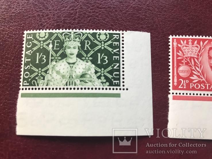 Британия. 1953-1955 года., фото №3