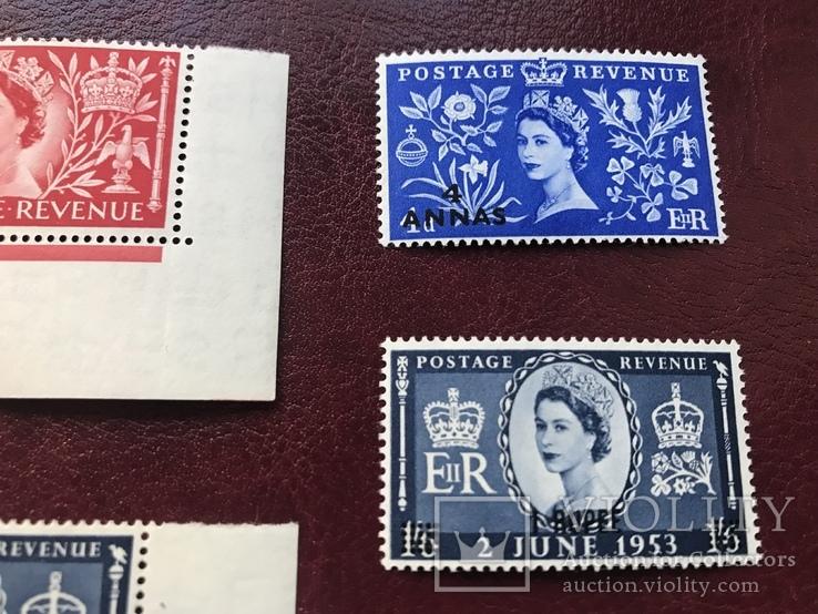 Британия. 1953-1955 года., фото №4