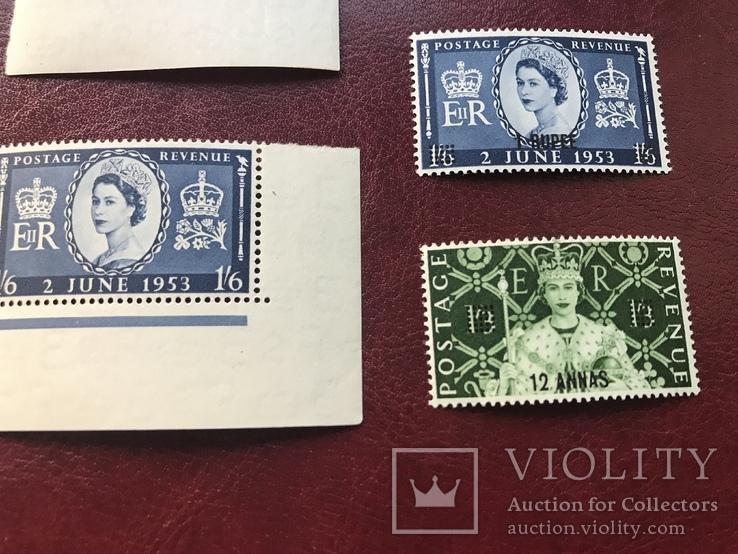 Британия. 1953-1955 года., фото №5