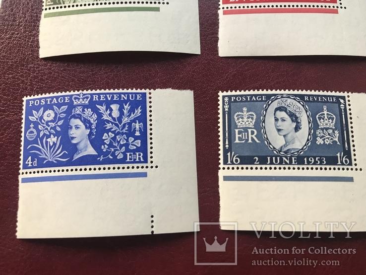 Британия. 1953-1955 года., фото №6