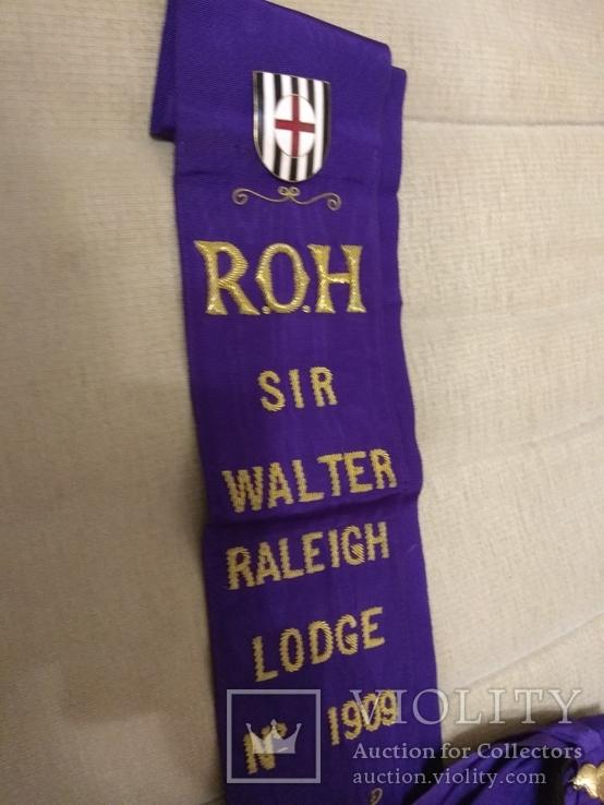 Регалии Старинного Королевского Ордена Буйволов - Почетный Знак, фото №9