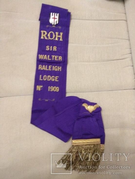 Регалии Старинного Королевского Ордена Буйволов - Почетный Знак, фото №11