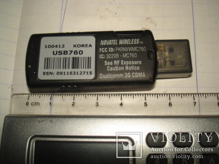 3G-модем USB760 VERIZON, фото №3