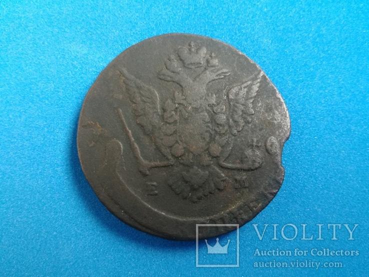 5 копеек 1777 год ЕМ, фото №3