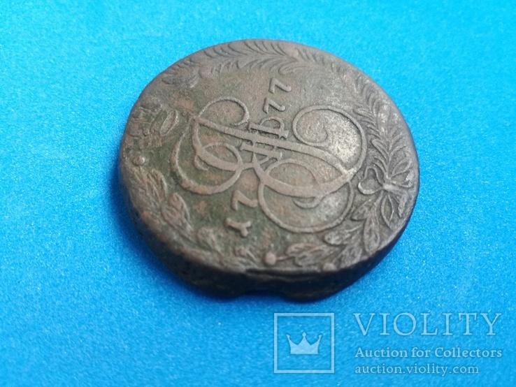 5 копеек 1777 год ЕМ, фото №5