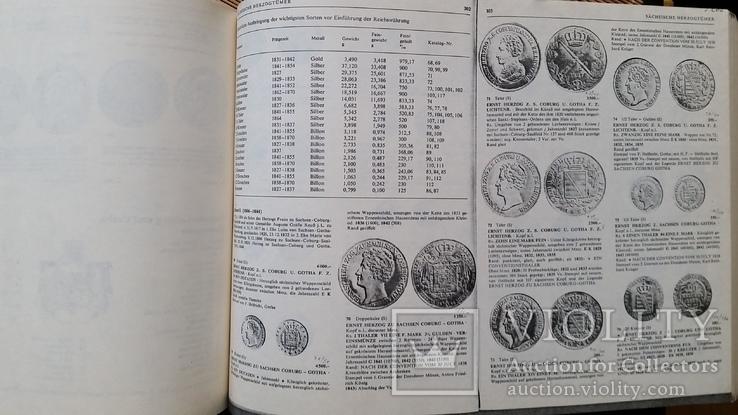 Каталог Монети Німеччини 1800-1974рр., ксерокс, фото №9