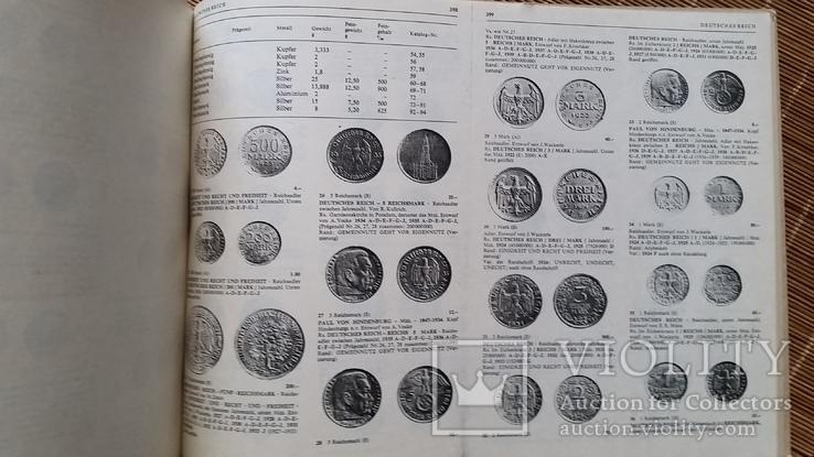 Каталог Монети Німеччини 1800-1974рр., ксерокс, фото №11
