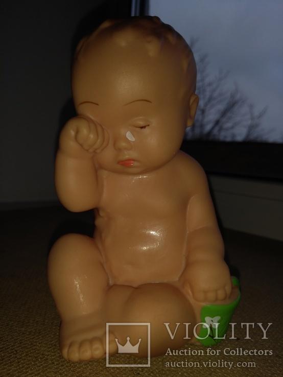 Плачущий Мальчик Загреб Югославия середина ХХ-го века высота - 13.5см., фото №3