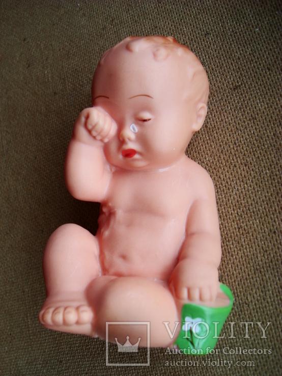 Плачущий Мальчик Загреб Югославия середина ХХ-го века высота - 13.5см., фото №2