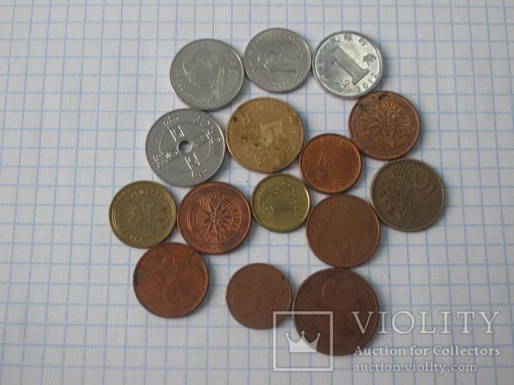 15 монет мира, фото №2