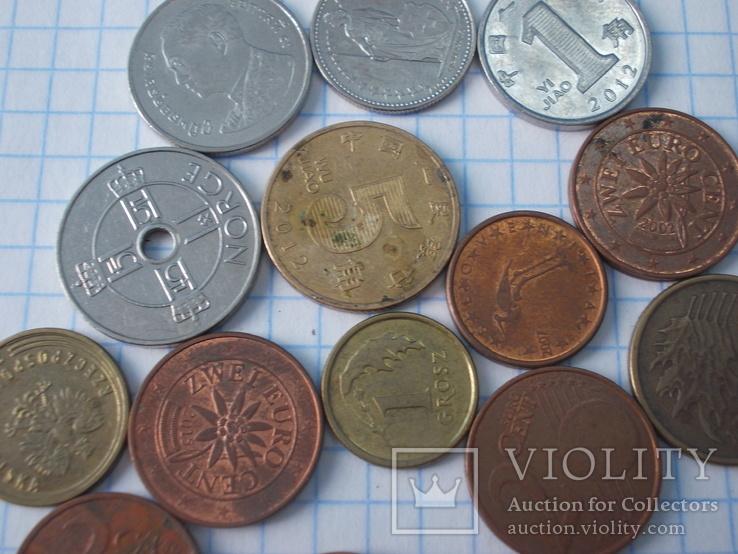 15 монет мира, фото №4