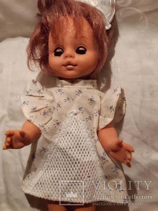 Кукла Хельга 30 см ГДР  - 60-70 г.г., фото №3