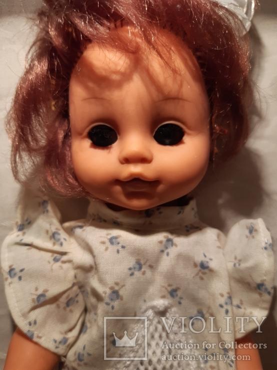 Кукла Хельга 30 см ГДР  - 60-70 г.г., фото №5