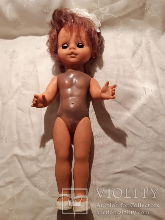 Кукла Хельга 30 см ГДР  - 60-70 г.г., фото №6