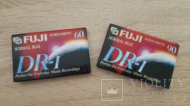 Касети FUJI DR-I 60, DR-I 90 (Release year 1995), фото №3