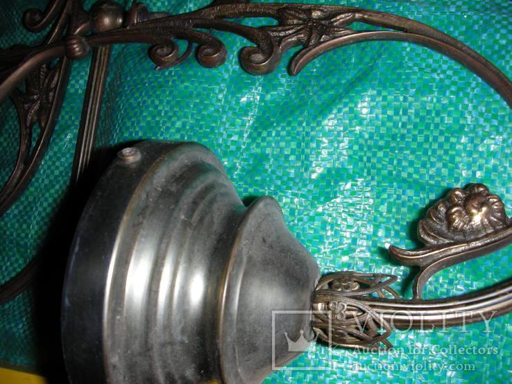 Детали,запчасти для люстр,бра,бронза ,латунь(4), фото №4
