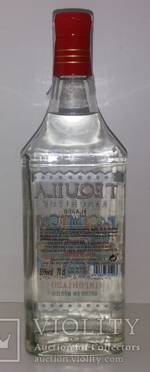 Текила Tequila Ranchitos, Мексика, фото №3