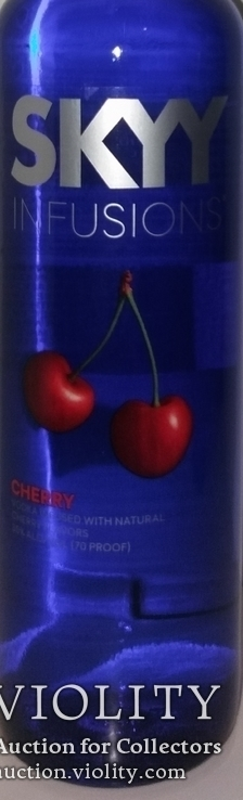 Водка Skyy Infusions Cherry, 0,75л, США, фото №3