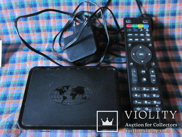 Приставка телевизионная, для подключ. к интернету., фото №2