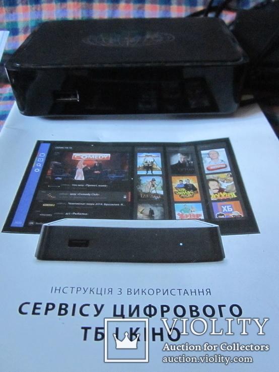 Приставка телевизионная, для подключ. к интернету., фото №5